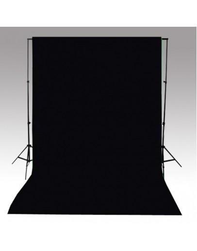 Фон тканевый B-102 (300х500 см) черный