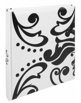 Фотоальбом Henzo 10.045.02, 100 страниц 29х33 см, книжный переплет, белые страницы