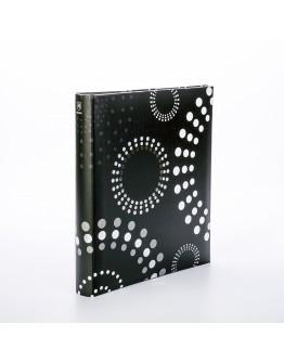 Фотоальбом Henzo 10.050.08, 100 страниц 29х33 см, книжный переплет, белые страницы