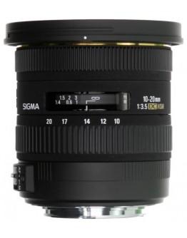 Объектив Sigma AF 10-20mm f/3.5 EX DC HSM для Canon EF-S