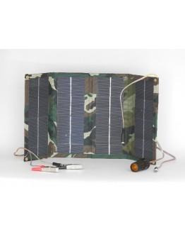 Батарея солнечная фотоэлектрическая 4М-12Вт-12В