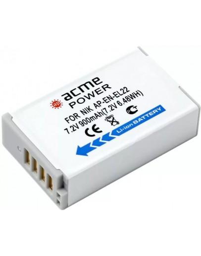 Аккумулятор AcmePower EN-EL22