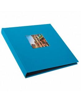 Фотоальбом Goldbuch 27973, 60 страниц 26х30 см, черные страницы, книжный переплет
