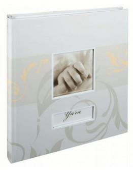 Фотоальбом Henzo 20.032, 60 страниц  28х30,5 см, книжный переплет, белые страницы