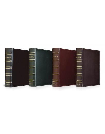 Фотоальбом Hofmann 1826, 200 фото 10х15 см, белые листы с местом для записей