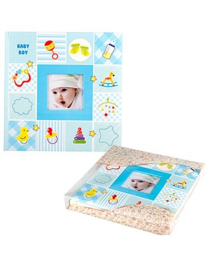 Фотоальбом Image Art BBA30 серия 076, 60 страниц 31х32 см, магнитный детский