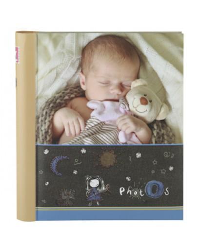 Фотоальбом Image Art SA-20 серия 124, 40 страниц 23х28 см, магнитный, детский