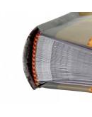 Фотоальбом MPA 22125, 200 фото 10х15 см,  книжный переплет, с полями для записей