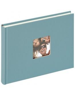Фотоальбом Walther FA-207-K, 40 страниц 22х16 см, книжный переплет, белые станицы