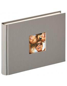 Фотоальбом Walther FA-207-Х, 40 страниц 22х16 см, книжный переплет, белые станицы