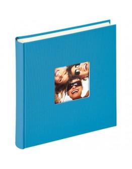Фотоальбом Walther FA-208-U, 100 страниц 30х30 см, книжный переплет, белые станицы