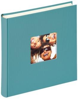 Фотоальбом Walther FA-208-K, 100 страниц 30х30 см, книжный переплет, белые станицы