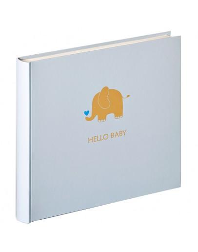 Фотоальбом Walther UK-148, 50 страниц 28х30,5 см книжный переплет листы с пергаментом