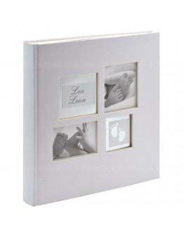 Фотоальбом Walther UK-172, 60 страниц 28х30.5 см, книжный переплет, белые станицы