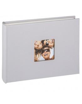 Фотоальбом Walther FA-207-D, 40 страниц 22х16 см, книжный переплет, белые станицы