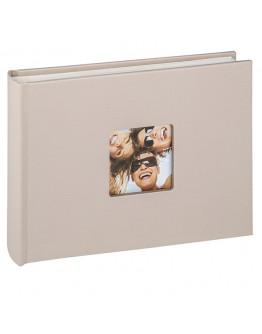 Фотоальбом Walther FA-207-E, 40 страниц 22х16 см, книжный переплет, белые станицы