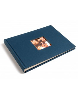 Фотоальбом Walther FA-207-L, 40 страниц 22х16 см, книжный переплет, белые станицы