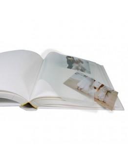 Фотоальбом Walther FA-113, 50 страниц 28х30,5 см, книжный переплет, белые листы