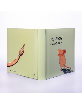 Фотоальбом Walther FA-269-2, 50 стр 26х25 см, книжный переплет, детский