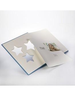 Фотоальбом Walther UK-133-l, 50 стр 28х30.5 см, белые листы с пергаментом