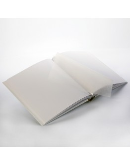 Фотоальбом Walther UH-162, 50 страниц 28х30.5 см, книжный переплет, белые станицы