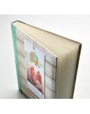 Фотоальбом Walther UK-147, 50 стр 28х30.5 см, белые листы с пергаментом