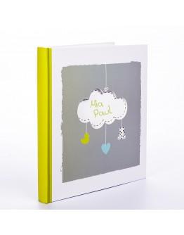 Фотоальбом Walther UK-279, 50 страниц 28х30.5 см, книжный переплет, белые станицы