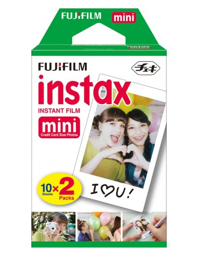 Фотопленка Fujifilm Instax mini 10*2шт