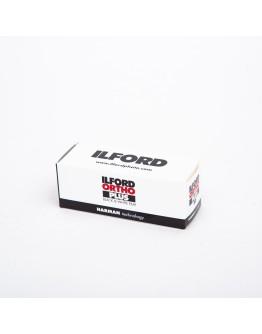 Фотопленка ILFORD ORTHO 80 Plus 120
