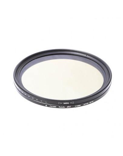 Фильтр Fujimi Vari-ND ND2-ND400 82мм