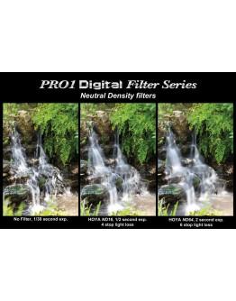 Фильтр Hoya ND16 PRO, 58mm