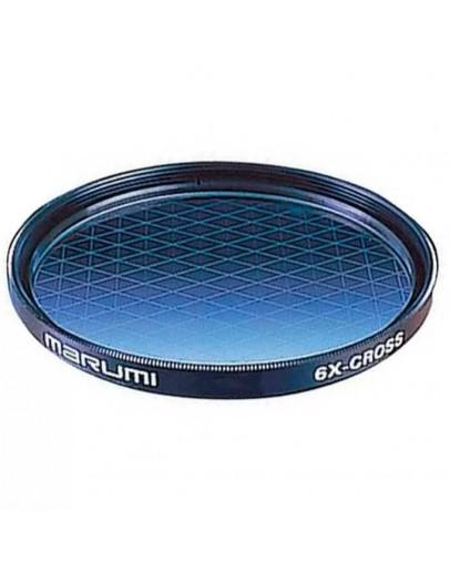 Фильтр Marumi 6XCross, 82mm