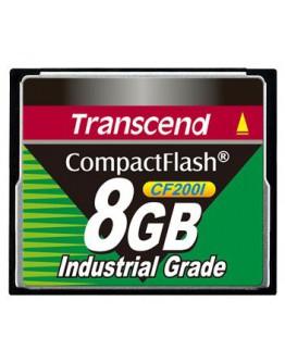Память Transcend CompactFlash 8Gb 200i