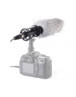 Ветрозащита на микрофон узконаправленный BOYA BY-B04