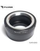 Переходник Fujimi FJAR-4243 с M42 на Micro 4/3 (Panasonic/Olympus)