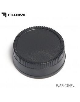Переходник Fujimi FJAR-42NFL с M42 на Nikon с линзой