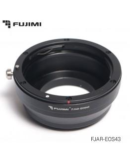 Переходник Fujimi FJAR-EOS43 с EOS на Micro 4/3