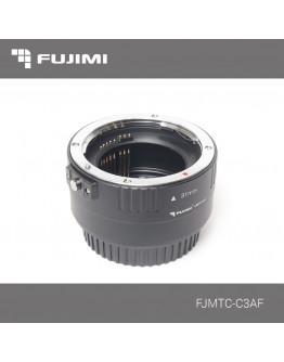Набор макро-колец Fujimi FJMTC-C3AF на систему EOS с поддержкой автофокуса