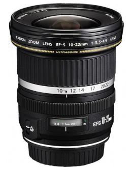 Объектив Canon EF-S 10-22mm f/3.5-4.5 USM