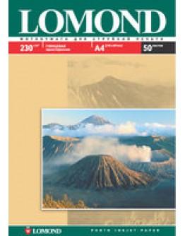 Бумага Lomond (0102022), 230 г/м2, A4, глянцевая односторонняя, 50 листов