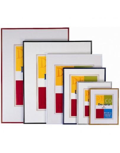 Фоторамка Hofmann 45, 40х50 см постер, паспарту 28х35 см, в ассортименте 7 цветов