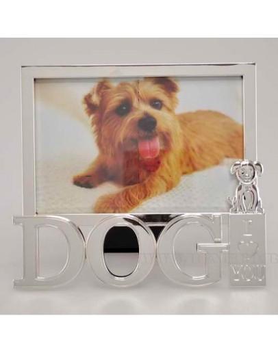 Фоторамка Remeco 227651, 10х15 см, Я люблю собаку