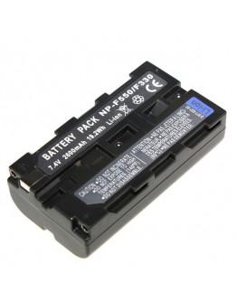 Зарядное устройство+аккумулятор FST NP-F550