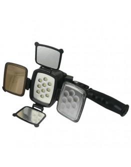 Cветодиодная лампа FUJIMI FJLED-5012 для фото и видео