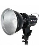 Комплект студийного света Lumifor AMATO 100 CLASSIC KIT, импульсный 2*100Дж, 2 зонта