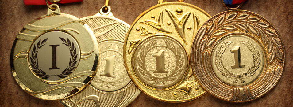 кубки медали награды